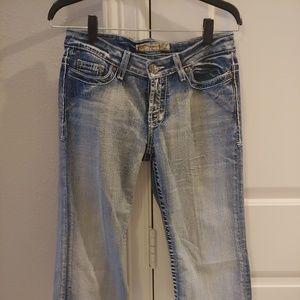 Bke Pants - BKE Payton Crop Capri Jeans 26 x 18